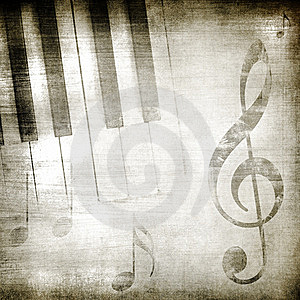 Musiknoten bilder