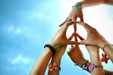 Peace bilder