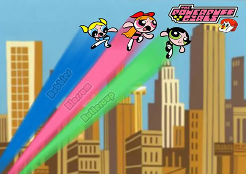 Powerpuff girls bilder