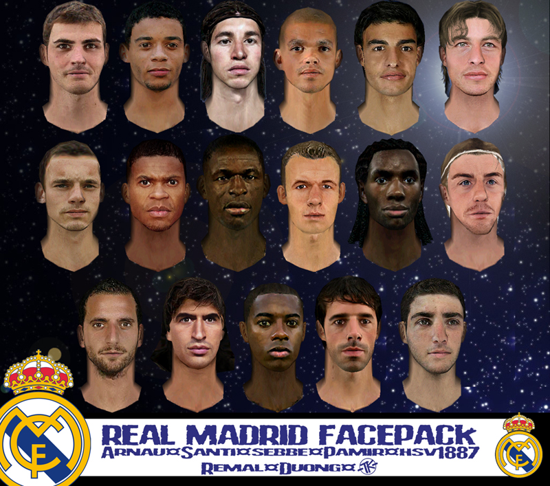 Real madrid bilder