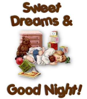 Schlaf gut
