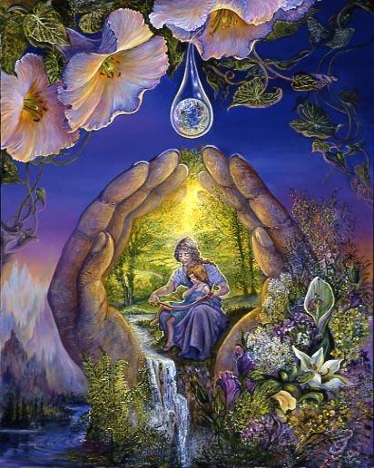 Spirituelles bilder