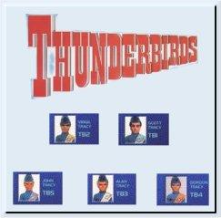 Thunderbirds bilder
