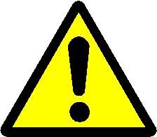 Warnzeichen bilder