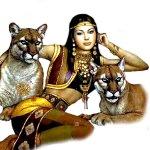 Weibe indian bilder