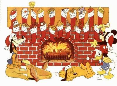 Weihnachten mit disney bilder