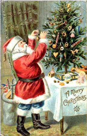 Weihnachten Nostalgie Bild 3095