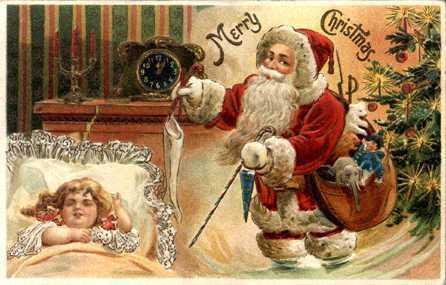 Weihnachten Nostalgie Bild 7126