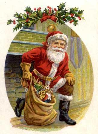 Weihnachten Nostalgie Bild 9162