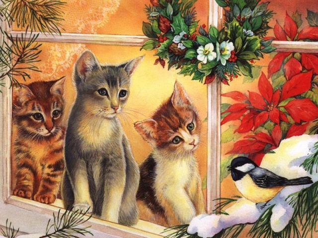 weihnachten tiere gifs bilder weihnachten tiere bilder. Black Bedroom Furniture Sets. Home Design Ideas