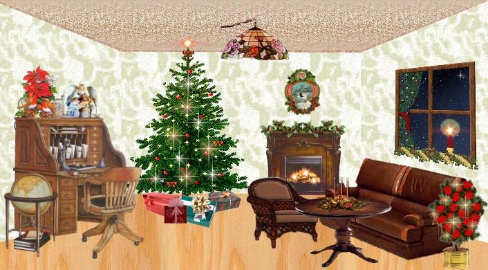 Weihnachts haus bilder
