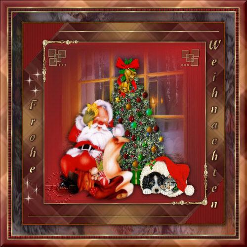 Weihnachts karten bilder