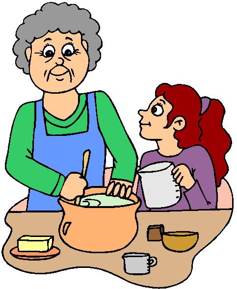 A Person Who Make Bread And Cake