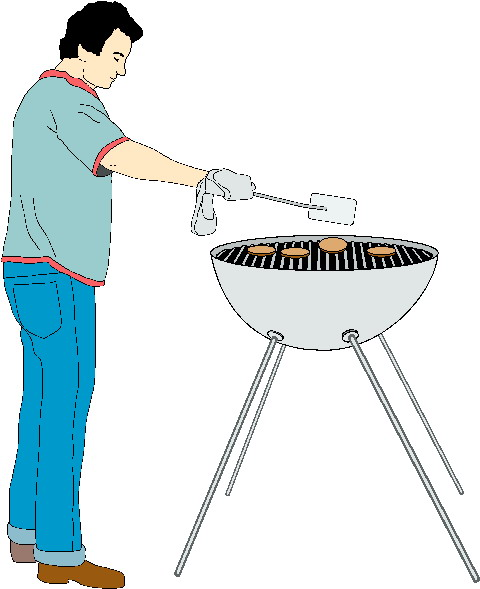 Barbecue cliparts
