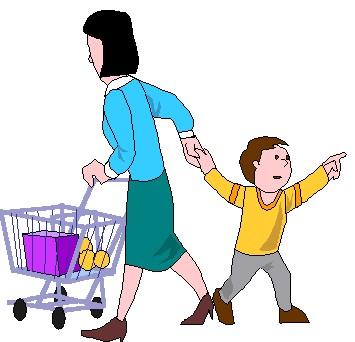 baby einkaufen