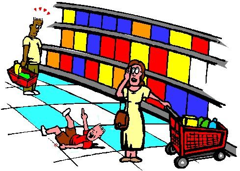 Einkaufen cliparts