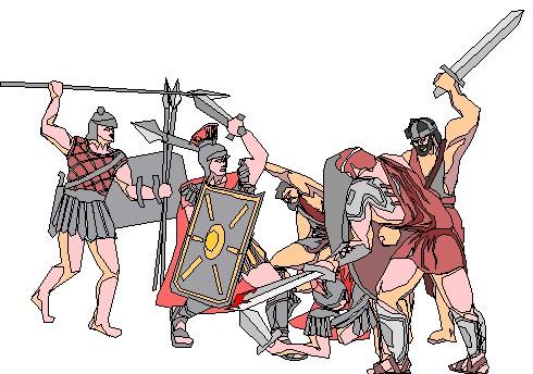 Krieg cliparts