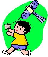 Spielende kinder cliparts