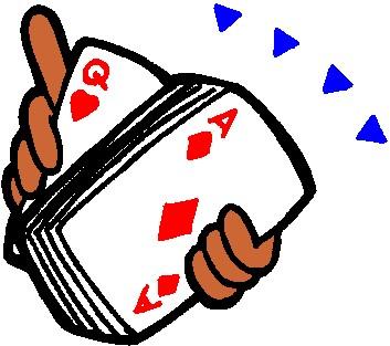 Spielkarten cliparts