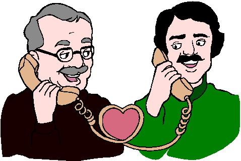 Telefonieren cliparts