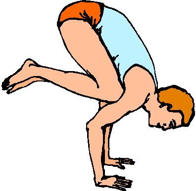 Yoga cliparts