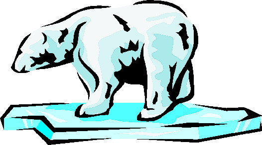 Eisbaren cliparts
