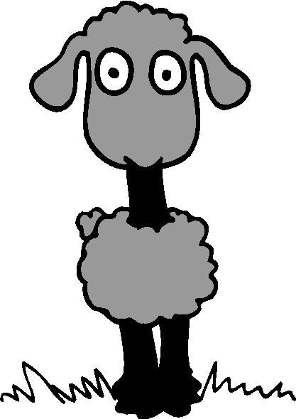 Schafe cliparts
