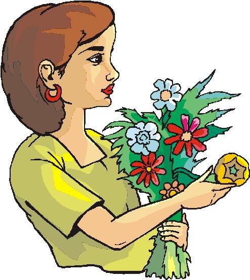 Blumenhandler