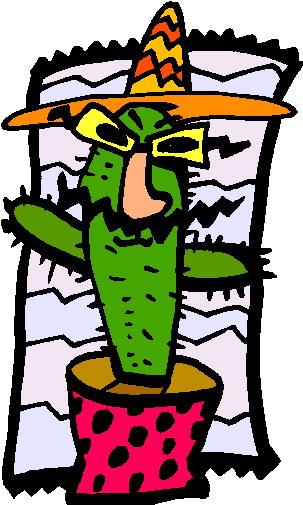 Kaktus cliparts