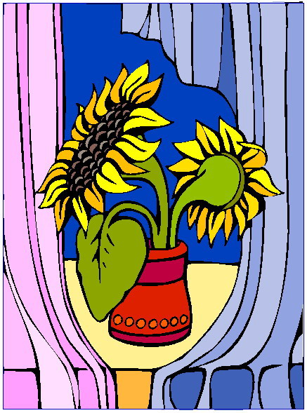 Sonnenblume cliparts
