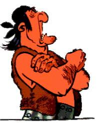 Asterix cliparts