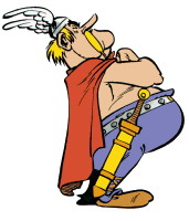 Asterix cliparts