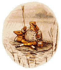 Beatrix potter cliparts
