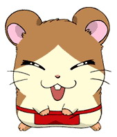 Hamtaro cliparts