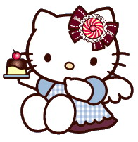 Hello kitty cliparts
