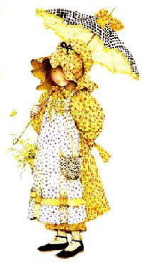 Holly hobbie cliparts