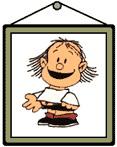 Mafalda cliparts