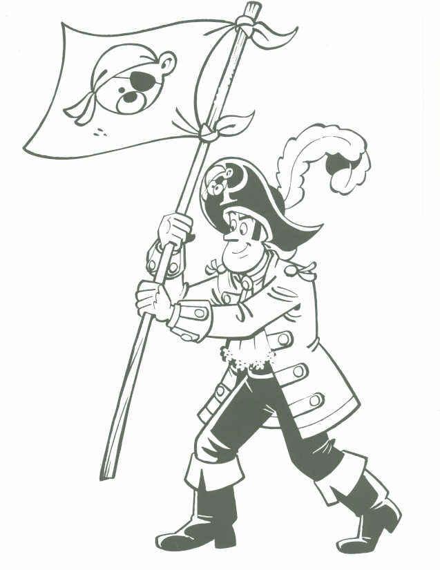 Piet piraat cliparts