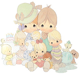 Clipart Clipart Precious Moment Animaatjes 182