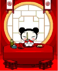 Pucca cliparts