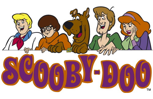 Scooby doo cliparts