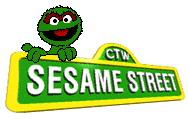 Sesamstrasse cliparts