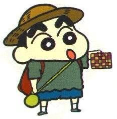 Shin chan cliparts