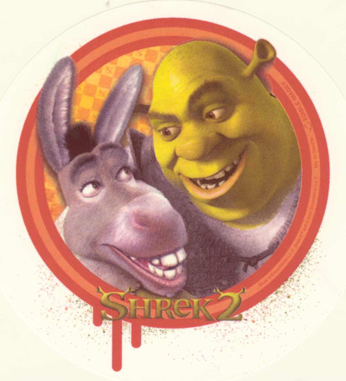 Shrek cliparts
