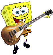 Spongebob cliparts