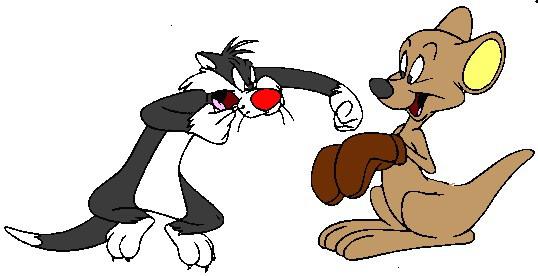 Sylvester cliparts