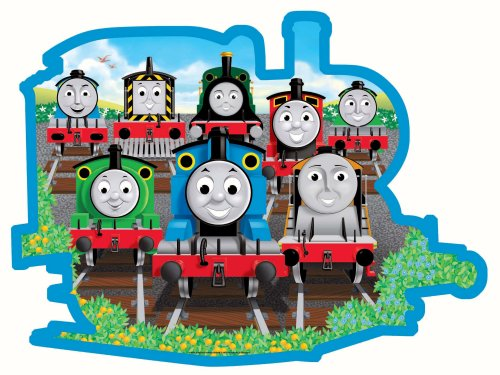 Thomas der zug cliparts