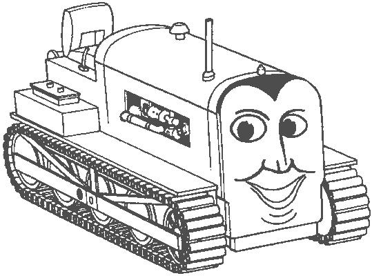 Thomas der zug cliparts