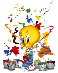 Tweety cliparts