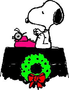 Weihnachtsbilder snoopy